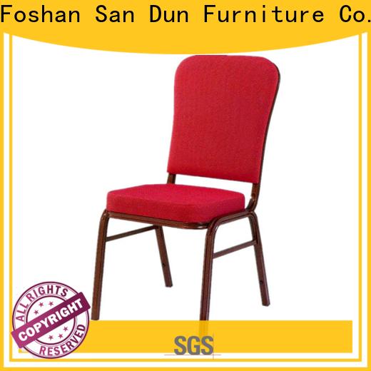 San Dun new aluminium cafe chairs best supplier for meeting