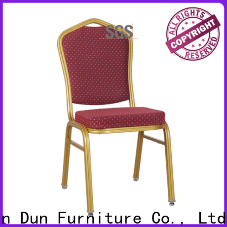 San Dun commercial aluminum chairs factory direct supply for meeting
