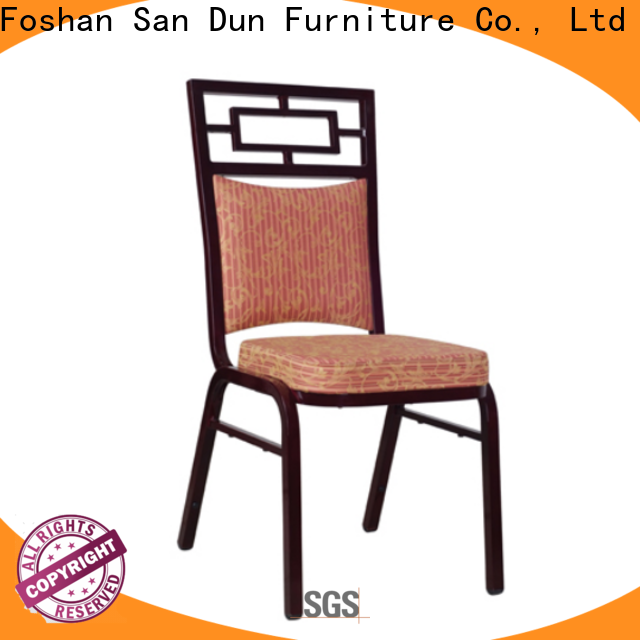 San Dun factory price aluminium chairs online inquire now for conference