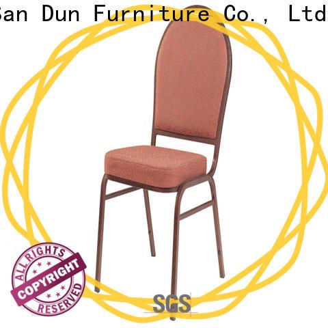 San Dun steel chair legs best manufacturer for church