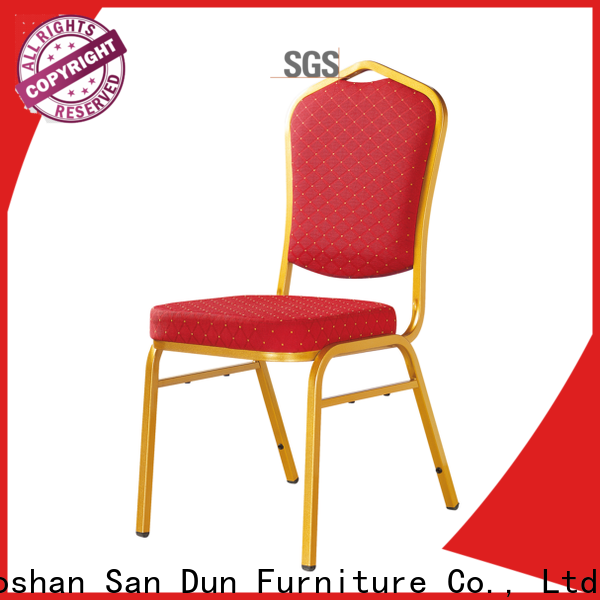 durable stainless steel dining chairs series for restaurant