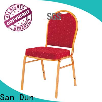 San Dun practical metal and fabric chairs series bulk buy