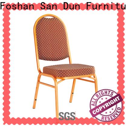 San Dun factory price steel cushion chair supply bulk buy