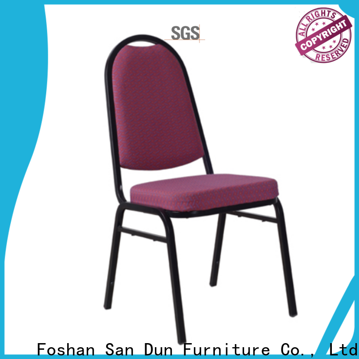 San Dun steel chair legs from China for promotion