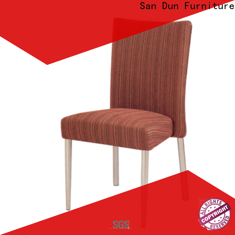 top selling steel round chair supplier for restaurant