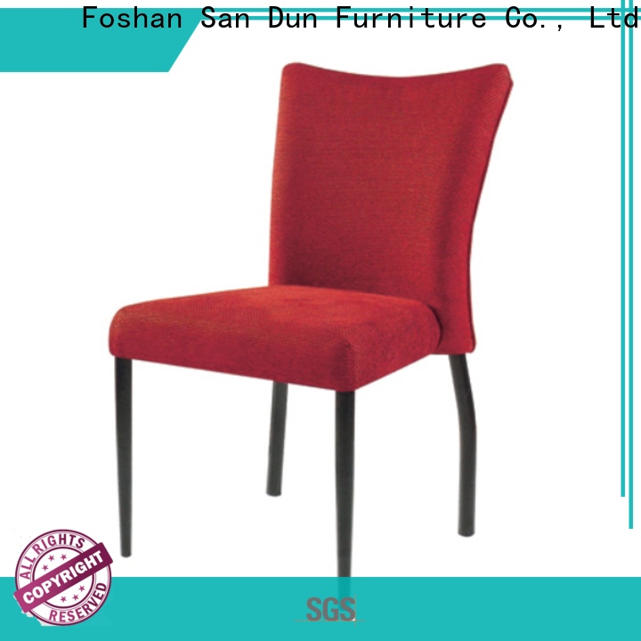 high quality steel restaurant chairs from China for coffee shop