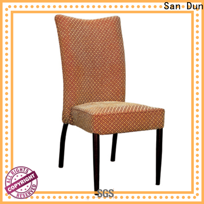 hot selling steel round chair company for promotion