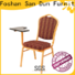 low-cost steel chair for dining table wholesale for cafes