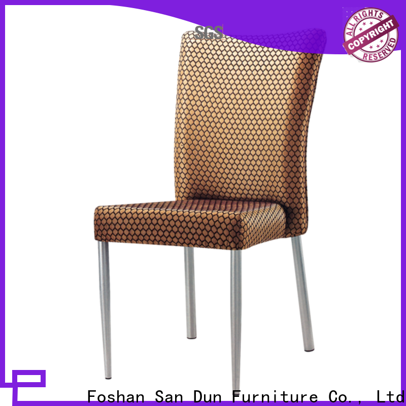 elegant steel chairs for sale with good price for restaurant