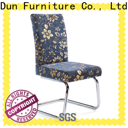 San Dun hot selling cheap steel chairs best manufacturer for restaurant