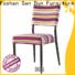 San Dun excellent steel round chair best manufacturer for promotion