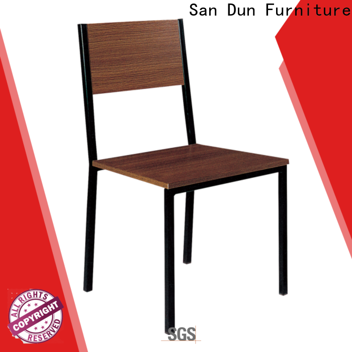 San Dun steel office chair series for promotion