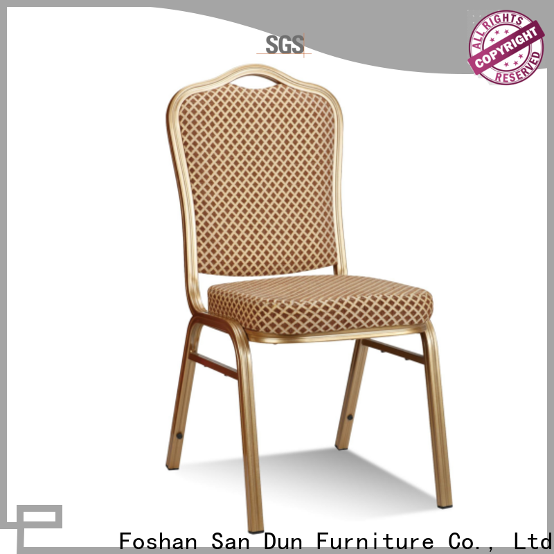 hot selling aluminium kitchen chairs with good price for restaurant