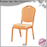 San Dun best price aluminum stacking patio chairs best manufacturer for restaurant