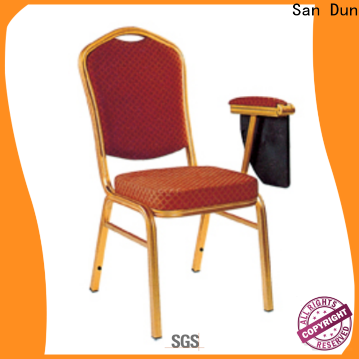 San Dun worldwide aluminium chair cushions company for coffee shop