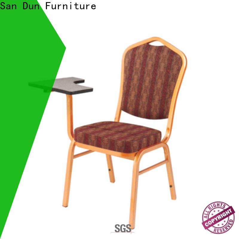 San Dun worldwide cheap aluminum chairs best manufacturer for coffee shop