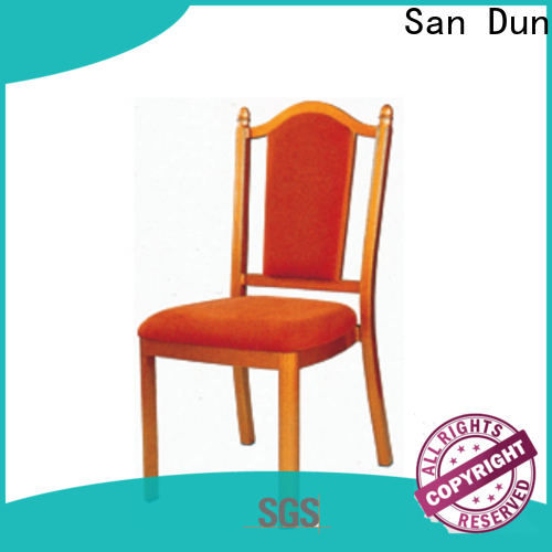 best price aluminum dining room chairs supplier for meeting