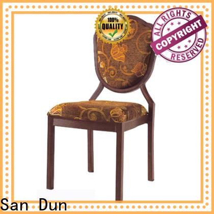 San Dun aluminium chair inquire now for hotel banquet