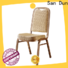San Dun aluminum table chairs manufacturer for sale