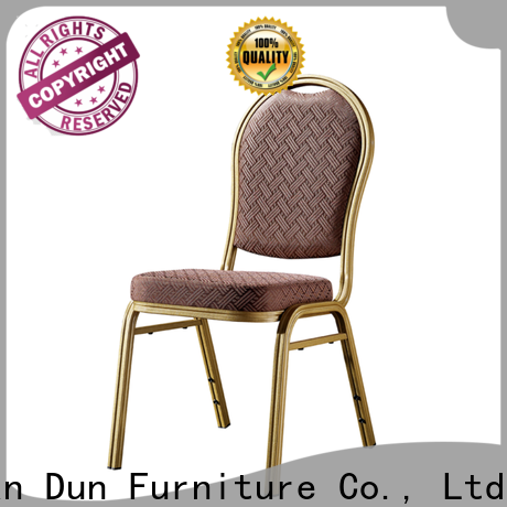 hot selling restaurant aluminum chair factory direct supply for meeting