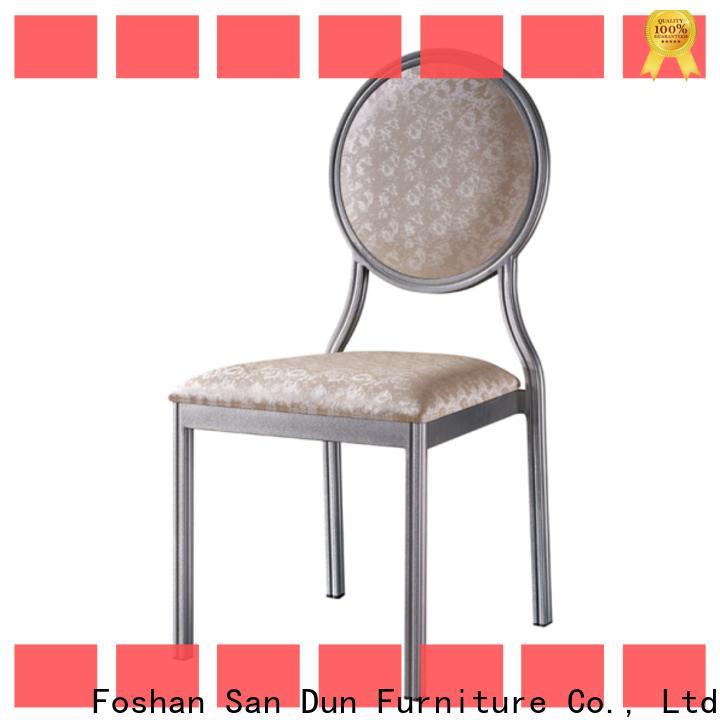 San Dun aluminium banqueting chairs wholesale for meeting
