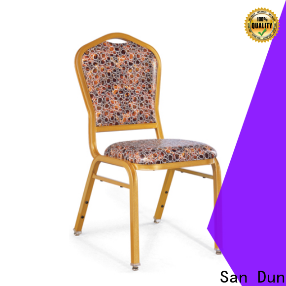 San Dun reliable commercial aluminum chairs suppliers for promotion