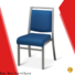 San Dun stackable aluminum chairs factory for hotel banquet