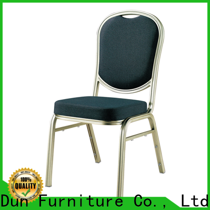 San Dun aluminum banquet chairs factory direct supply bulk production
