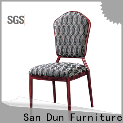 San Dun practical aluminum banquet chairs supply for conference