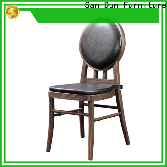 San Dun quality chair aluminium series for promotion