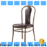 San Dun latest aluminium dining chairs factory direct supply for hotel banquet