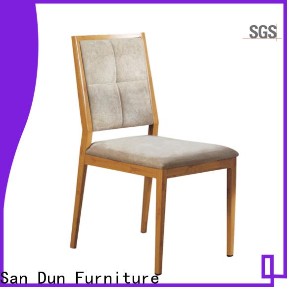 San Dun new aluminium chair supplier bulk buy