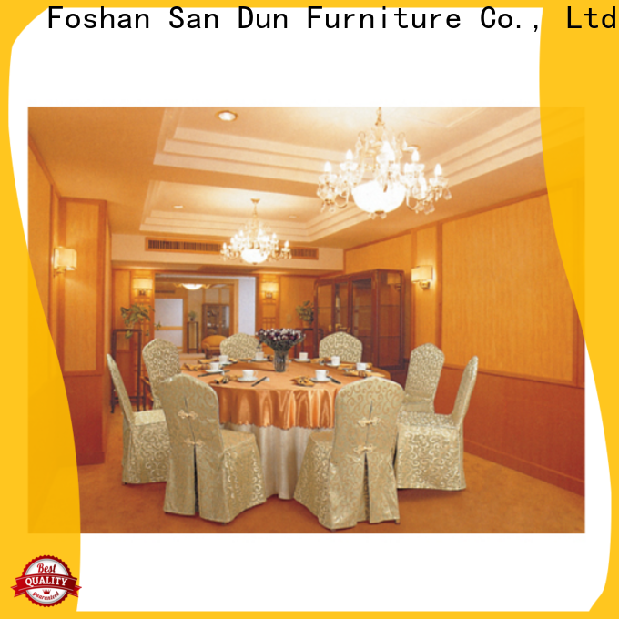 San Dun dining table cover cloth series for meeting