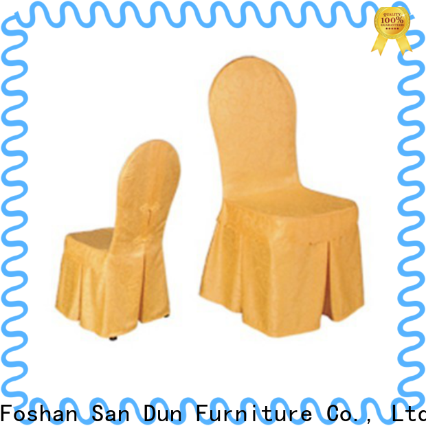 San Dun practical wedding table covers suppliers for promotion