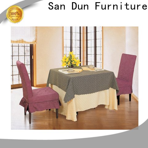 top banquet table tablecloths factory for hotel