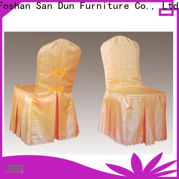 San Dun wedding chair covers factory direct supply bulk production