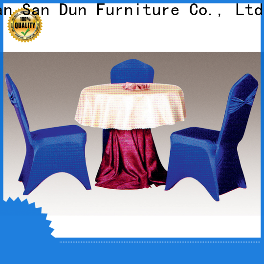 San Dun discount tablecloths for weddings directly sale bulk production