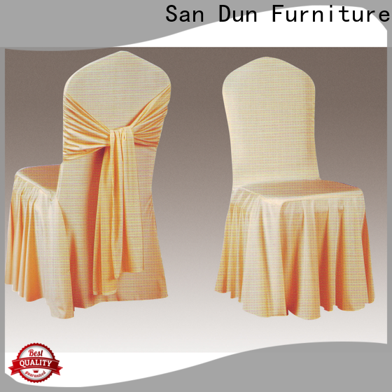 San Dun top quality banquet table linens suppliers bulk production