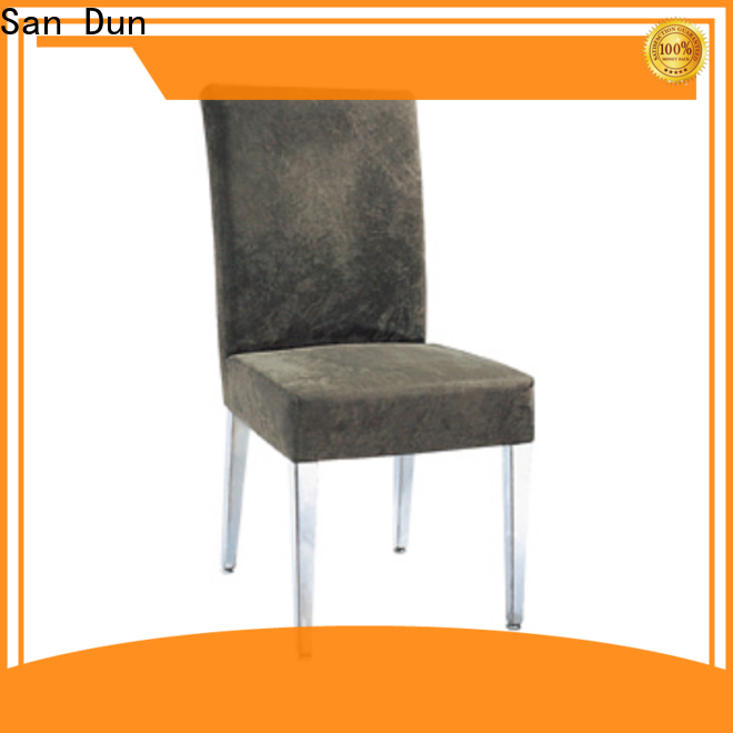 popular wooden kitchen dining chairs factory direct supply for party