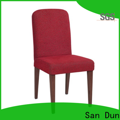 San Dun promotional wooden chair models supply for promotion