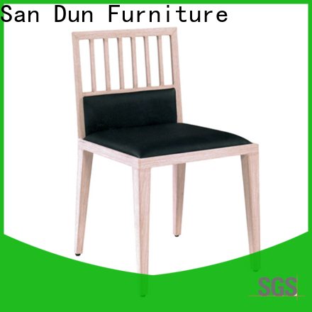 San Dun reliable single wooden dining chair factory for sale