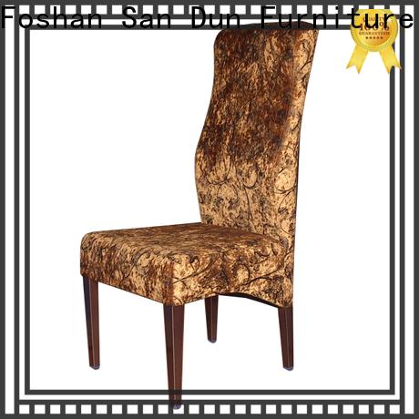 San Dun wooden stylish chair factory direct supply bulk production