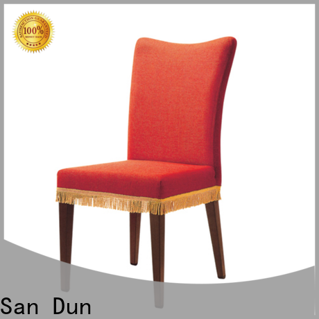 San Dun best wooden chair modern best manufacturer for promotion