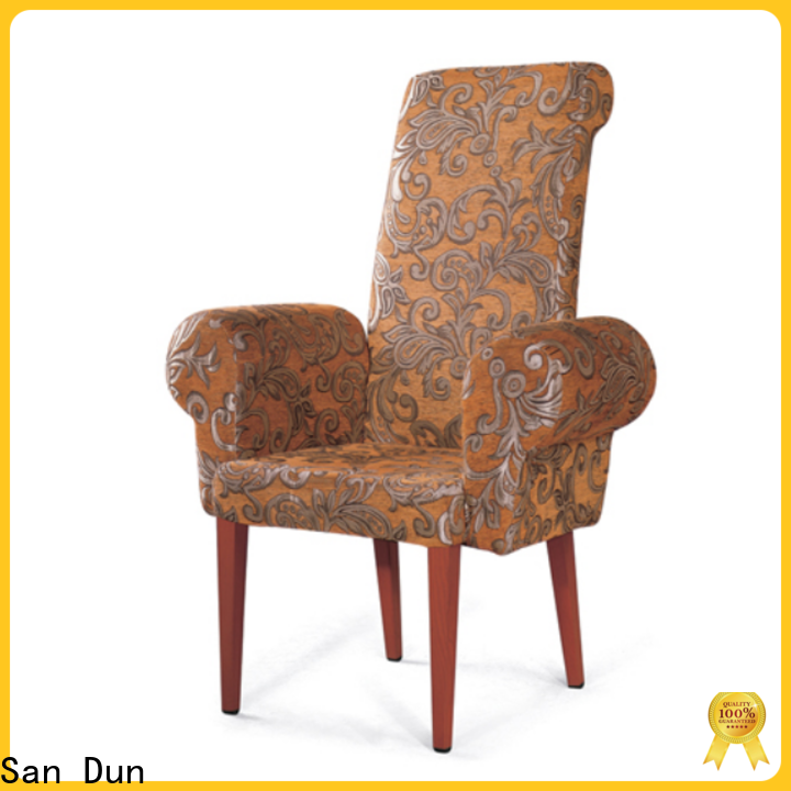 San Dun high-quality wooden chairs for table factory for party