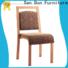 San Dun wooden chair designs modern directly sale bulk production
