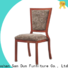 San Dun new woods chair best supplier for party
