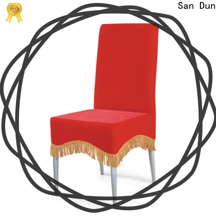 San Dun modern wood chair factory for dining