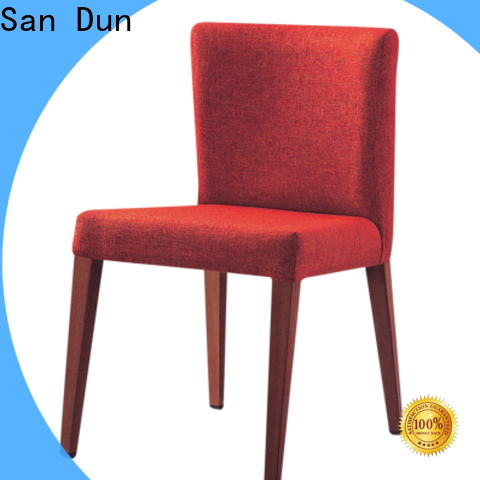 San Dun wood chair suppliers for dining