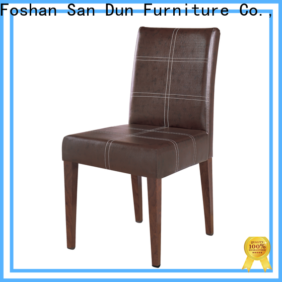 San Dun durable wooden chair dining factory for wedding