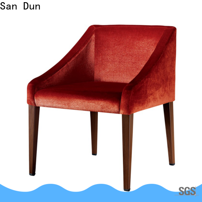 San Dun factory price latest wooden chair factory direct supply bulk buy